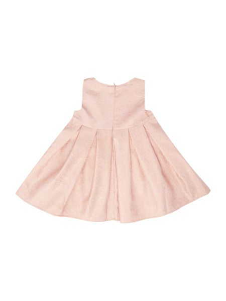name it Girls Sparkle Sleeveless Dress