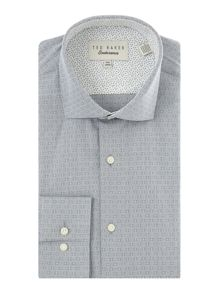 Ted Baker Bran Textured Spot Shirt