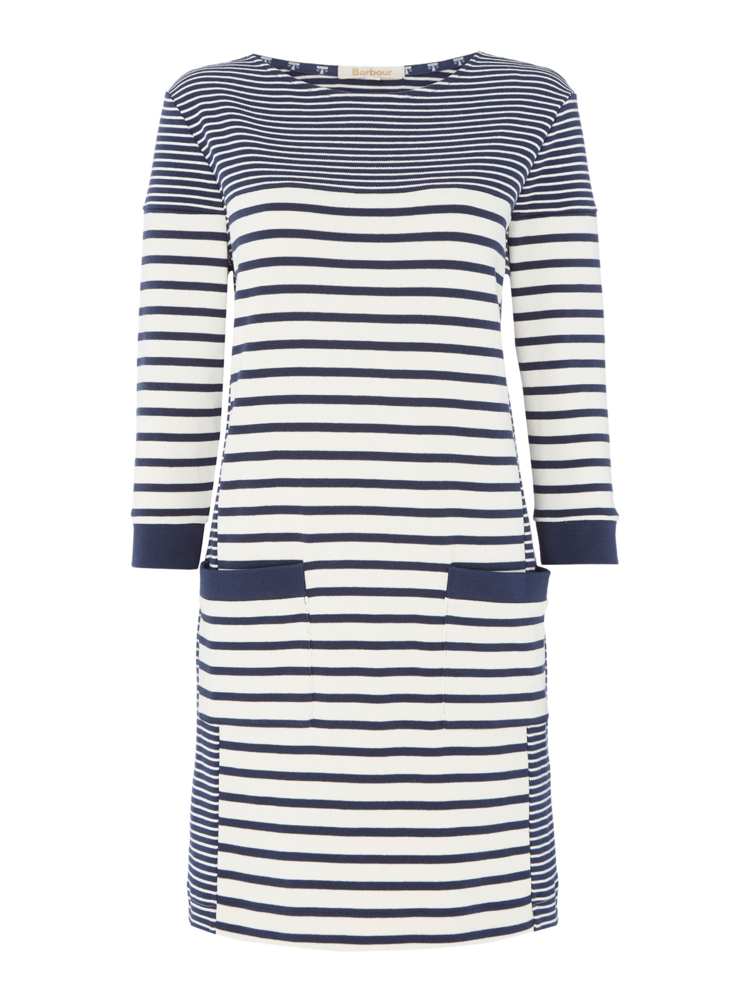 Barbour Barbour reif dress MultiColoured