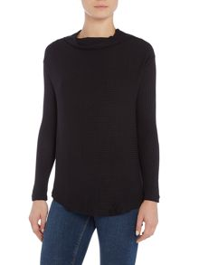 Free People Lover rib thermal knit