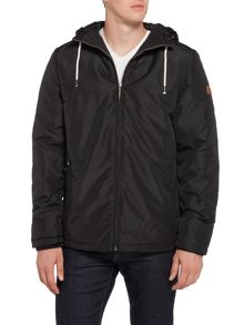 Jack & Jones Hooded Zip-Through Jacket