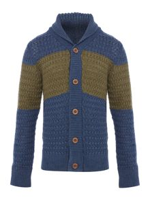 name it Boys Knitwear Cardigan