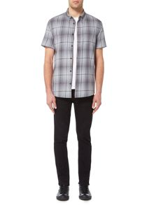 Label Lab Prime Checked Slub Shirt