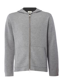 Gant Diamond G Hooded Merino Jumper