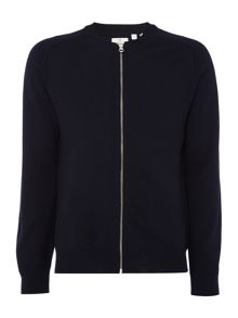 Gant Diamond G Zip-Through Merino Bomber