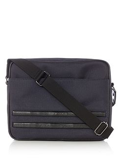 Iccube nylon messenger bag