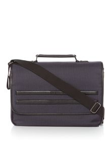 Ted Baker Jazjeff nylon messenger bag