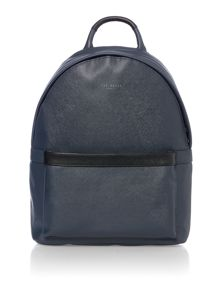 Ted Baker Yoshi cross grain backpack