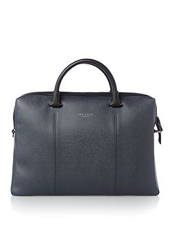 Darrio cross grain document bag