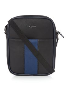 Ted Baker Escabar webbing mini flight bag