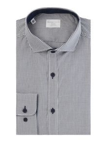 Selected Homme Check Long-Sleeve Shirt