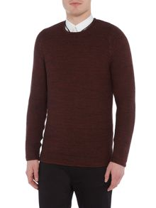 Selected Homme Knitted Crew-Neck Jumper