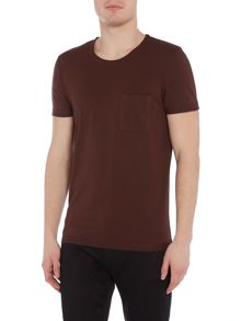 Selected Homme Marl Short-Sleeve T-shirt
