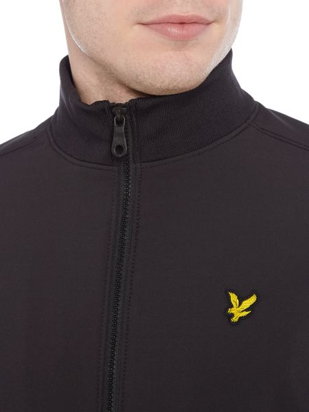 Lyle and Scott Zip through soft shell jacket