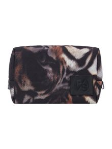 Paul Smith London Tiger Print Washbag