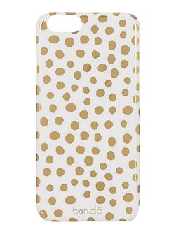 Petite party dots, iphone 6 case
