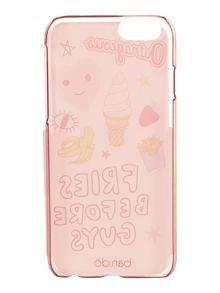 Ban.do Peekaboo stickers iphone 6 case