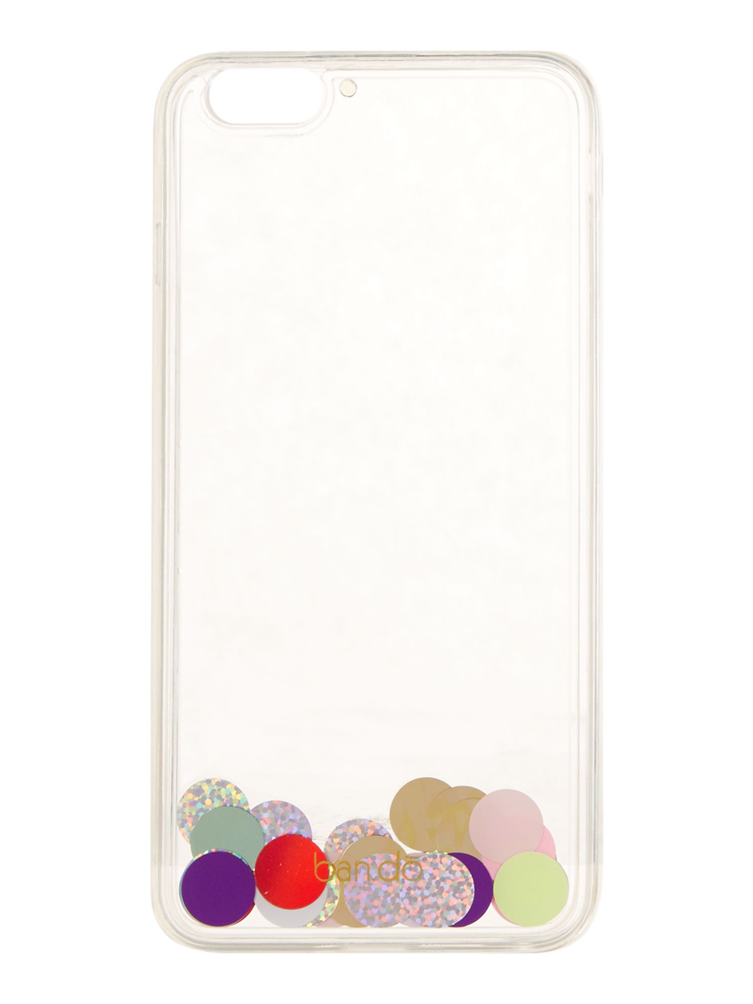 Ban.do Europop iphone 6+, floating confetti, Multi-Coloured