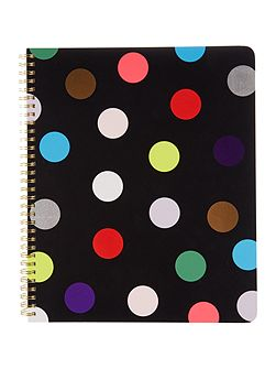 Europop rough draft large spiral notebook