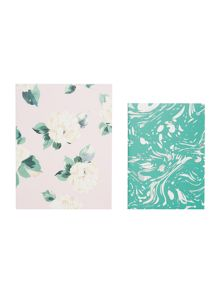 Ban.do Lady of leisure good ideas notebook set