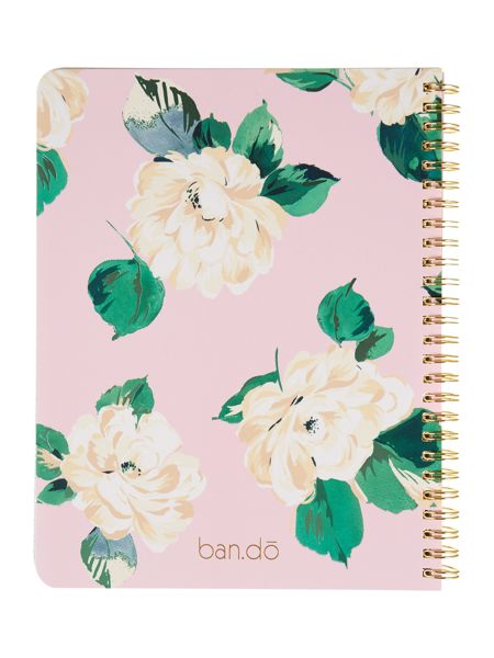 Ban.do Lady of leisure medium spiral notebook