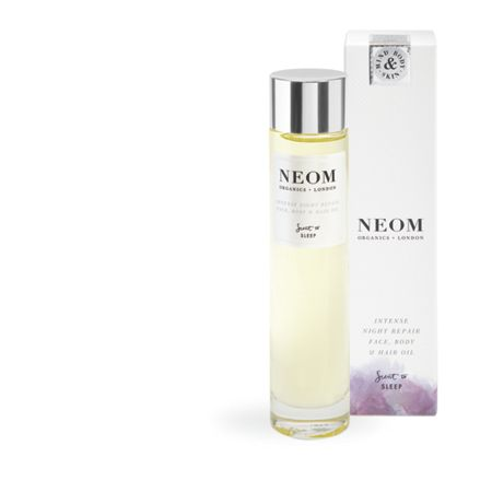 Neom Intense Night Repair Face, Body & Hair Oil 100ml