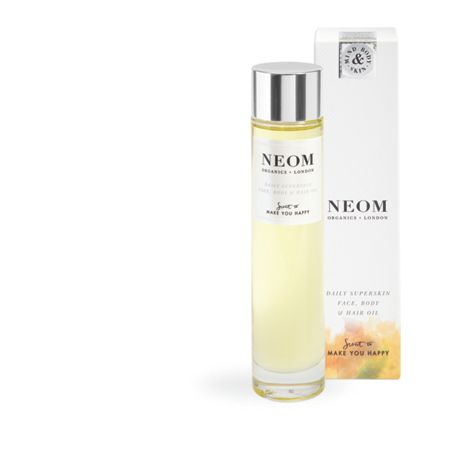 Neom Daily Superskin Face, Body & Hair Oil 100ml