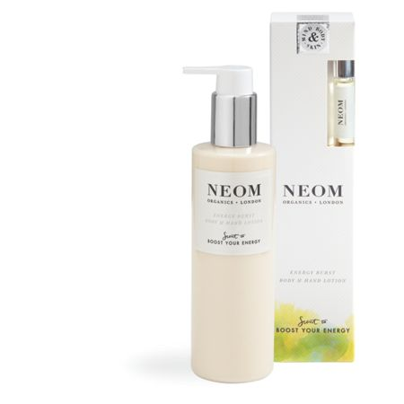 Neom Energy Burst Body & Hand Lotion 250ml