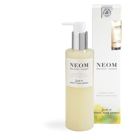 Neom Energy Burst Body & Hand Wash 250ml
