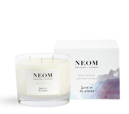 Neom Real Luxury Scented Candle 3 Wick 420g