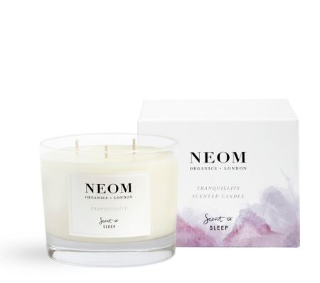 Neom Tranquillity Scented Candle 3 Wick 420g