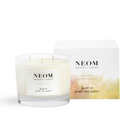 Neom Happiness Scented Candle 3 Wick 420g