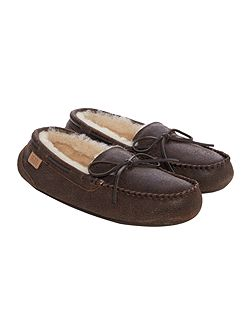 Torrington Mocassin Slipper