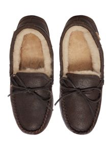 Just Sheepskin Torrington Mocassin Slipper
