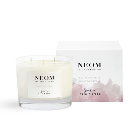 Neom Complete Bliss Scented Candle 3 Wick 420g