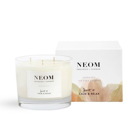 Neom Sensuous Scented Candle 3 Wick 420g