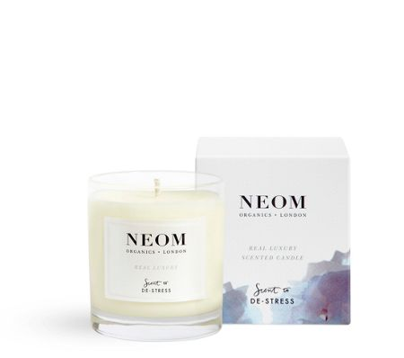 Neom Real Luxury Scented Candle 1 Wick 185g