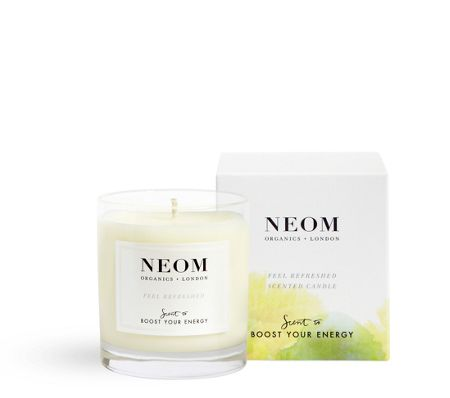 Neom Feel Refreshed Scented 1 wick candle