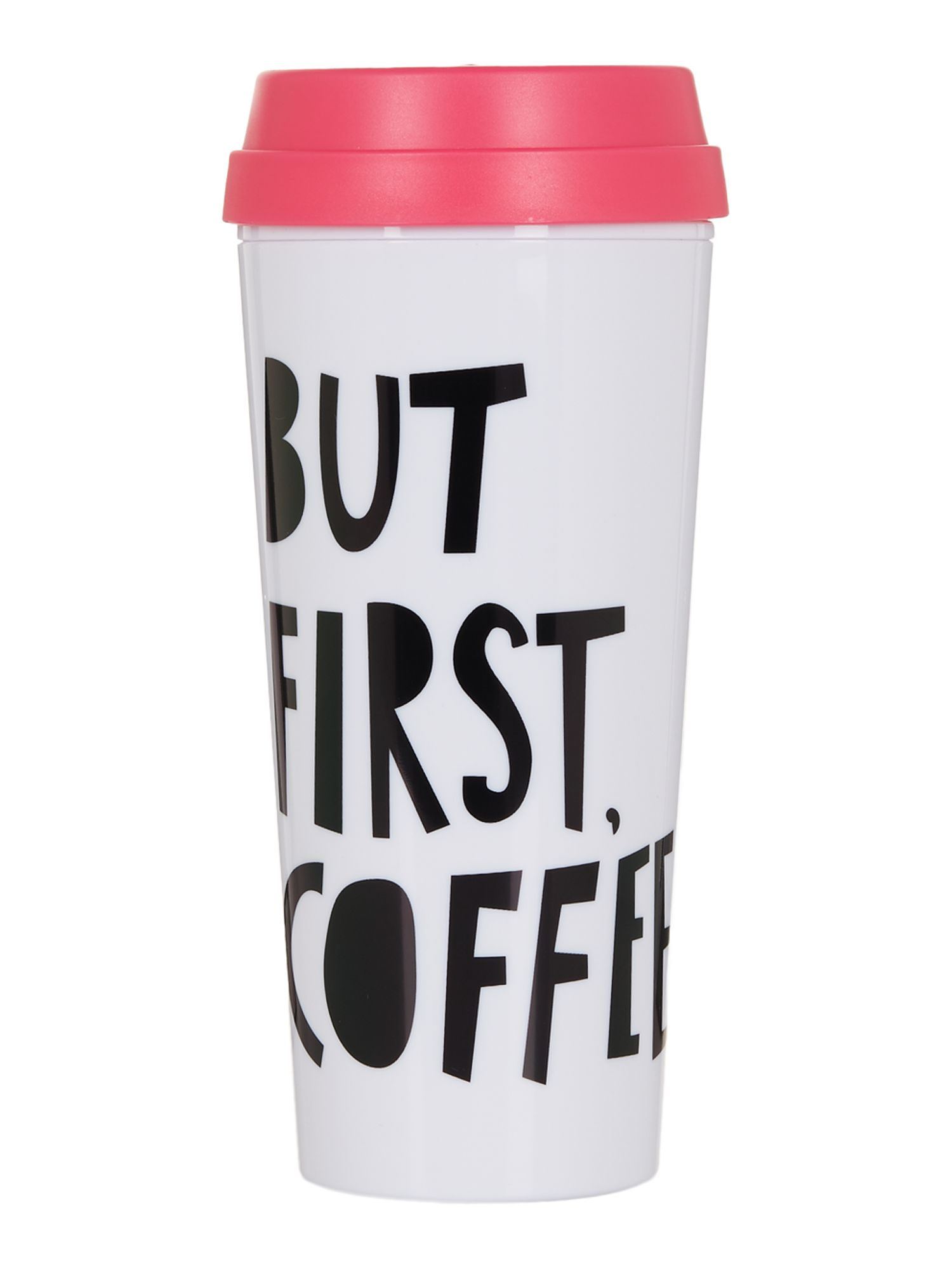 Image of Ban.do But first, coffee, hot stuff thermal mug