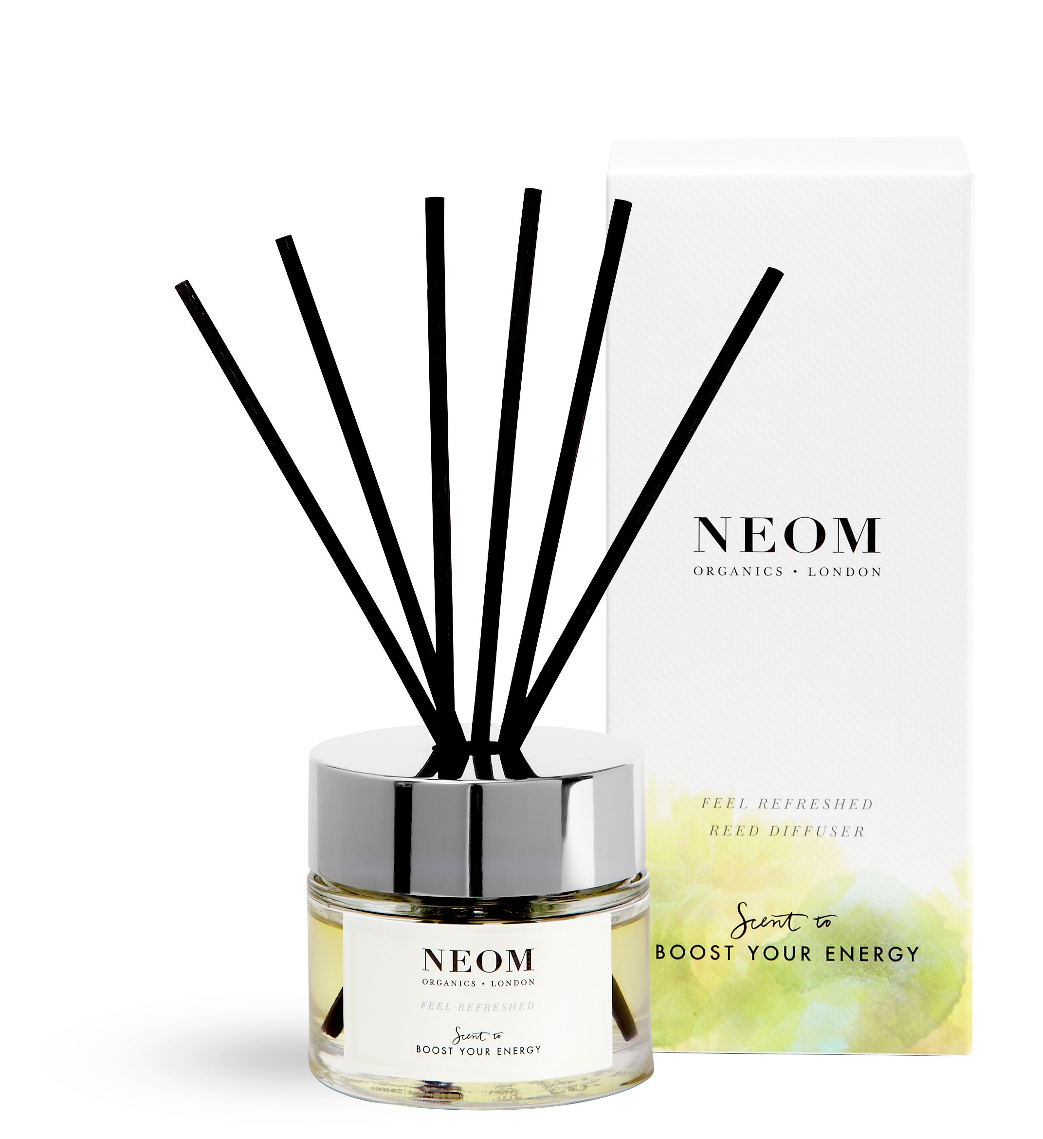 Image of Neom Feel Refreshed Reed Diffuser 100ml