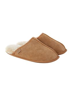 Donmar Seam Front Sheepskin Mule Slipper