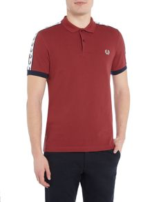 Fred Perry Short Sleeve Taped Polo