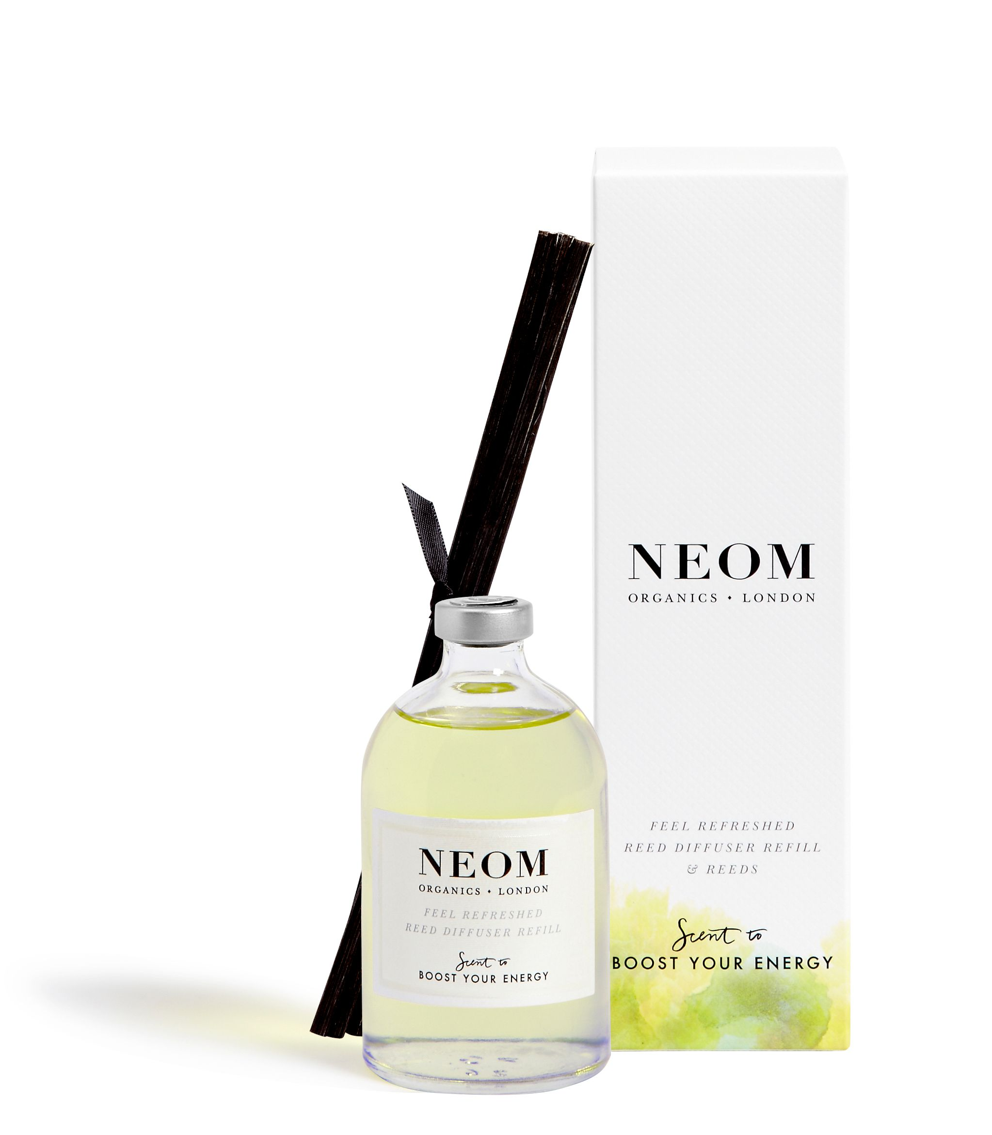 Image of Neom Feel Refreshed Reed Diffuser Refill 100ml