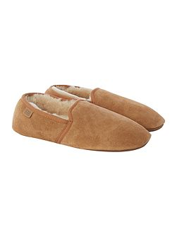 Garrick Closed Back Sheepskin Slipper