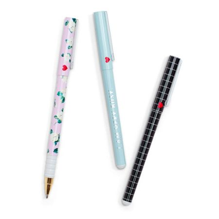 Ban.do Write on pen set (set of 3)