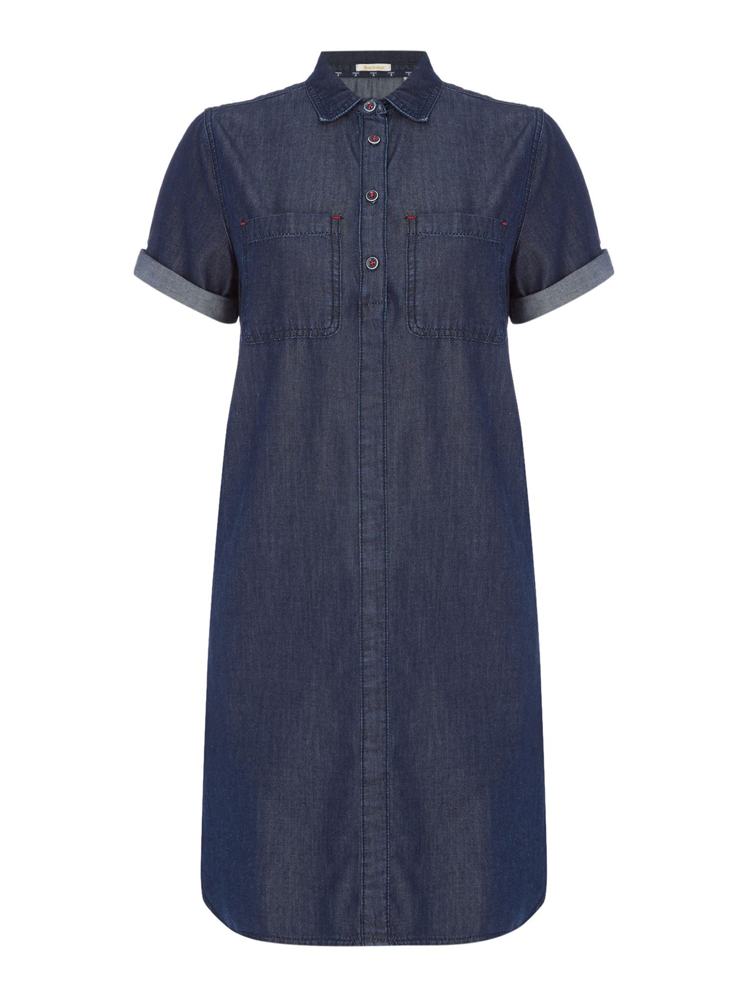 Barbour Exclusive Barbour fins dress Chambray
