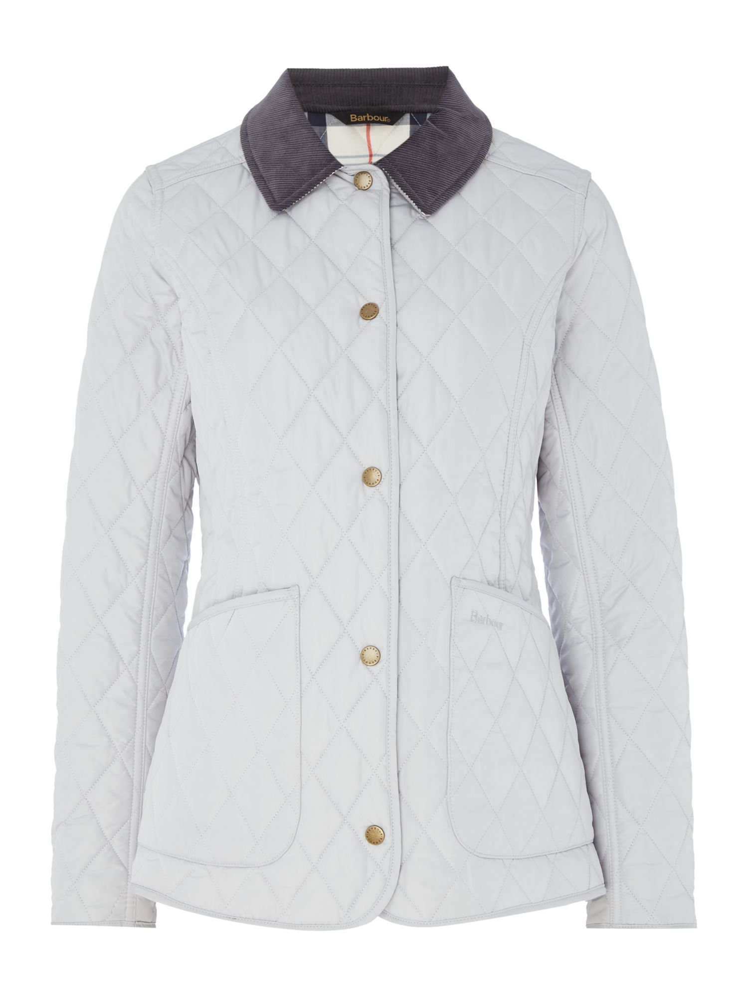 Barbour Barbour spring annan quilt Ice