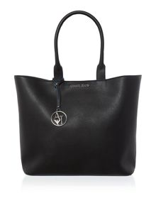 Armani Jeans Eco-saff medium tote bag