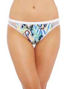 Freya Evovle rio mesh side bikini brief