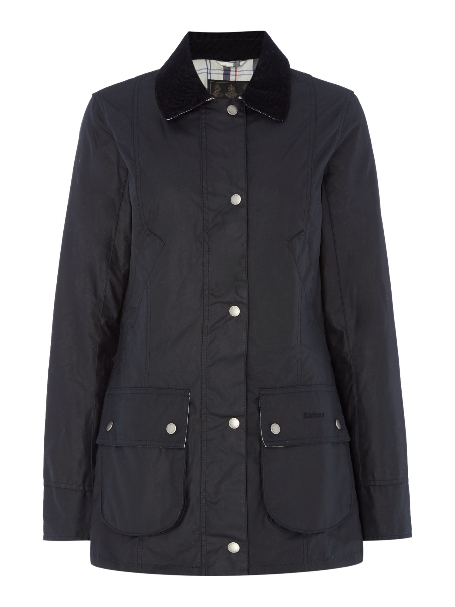 Barbour Barbour iona wax jacket, Blue